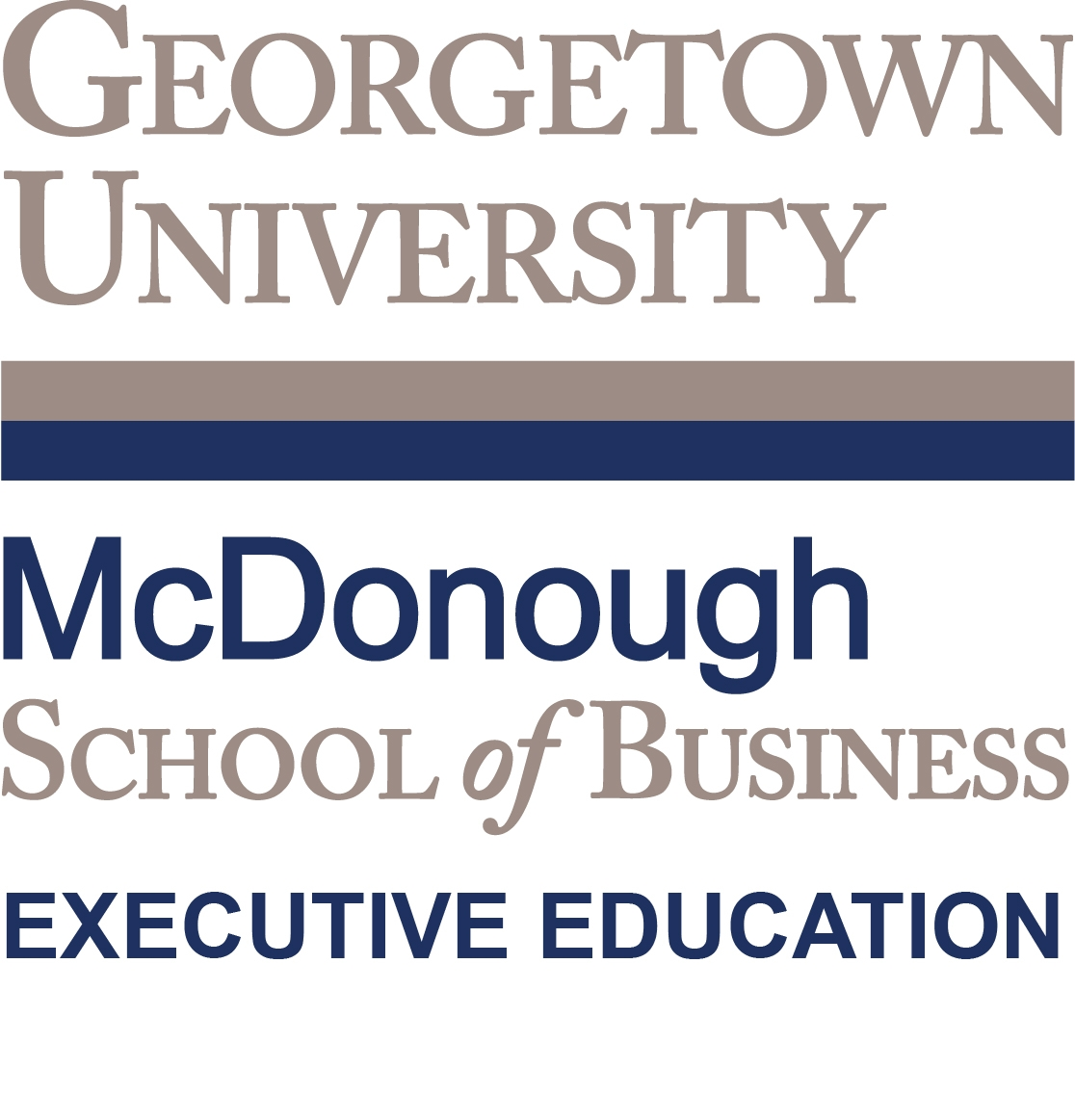 georgetown mba essays honors and