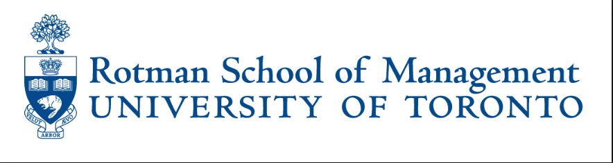 Rotman School of Management - Global Executive MBA for Healthcare and the  Life Sciences