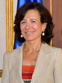 Ana Botín, Executive Chairman Banco Santander